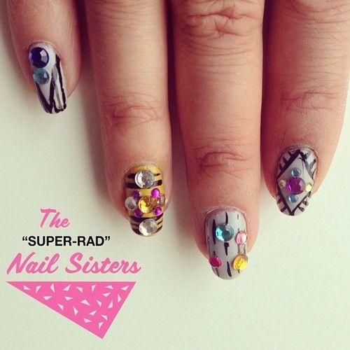 hipster nails pinterest - photo #46