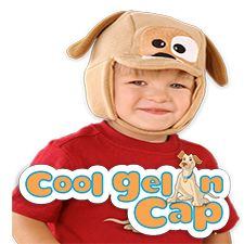 The Cool Gel N Cap naturally soothes your child's head bumps, bruises, fever symptoms, headaches, migraines, and ear infection symptoms in a fun, holistic, effective, and easy way. The only first aid cap for kids gives your child a cozy comfy cap that uses 2 reusable gel packs capable of warm or cool therapy to melt away the pain, not the ice. Plus in the winter use it to keep your kids warm while they play outside! For more information please visit our website at www.coolgelncap.com $12.99