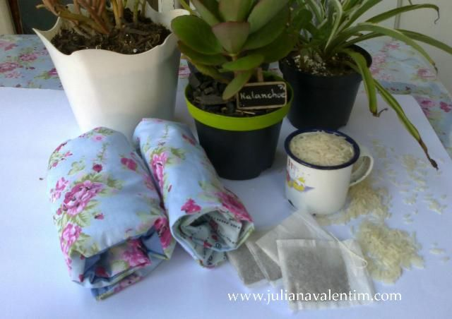 Travesseiro Térmico com Ervas Aromáticas por menos de R$ 5,00.
