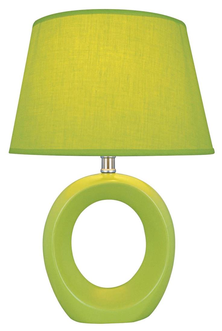 Lime green table lamp - Lite Source Kito Green Table Lamp Lampsplus Com