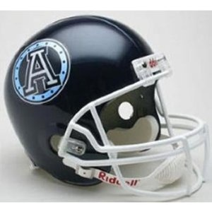 Toronto Argonauts Deluxe Replica Full Size Helmet: Amazon.ca: Sports & Outdoors