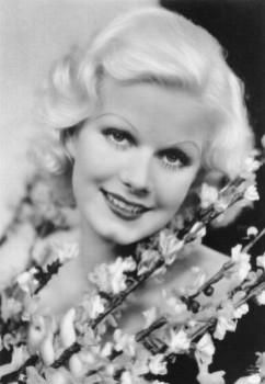 Jean Harlow Born: Mar. 3, 1911   Death: Jun. 7, 1937.  While only in the spotlight for ten short years, life was cut short by her untimely death and one can only speculate as to what might have transpired had she had a normal lifespan. Jean Harlow was married three times with a fourth on the horizon in William Powell. She appeared in forty one movies, was voted to the Amer. Film Inst. greatest actresses of the Golden Age, the first  actress to appear on the cover of Life Magazine.