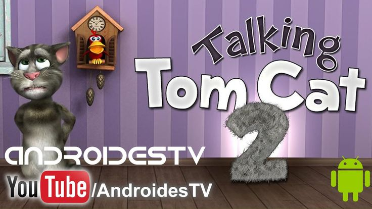 Talking Tom Cat 2 - Juegos Android - AndroidesTV