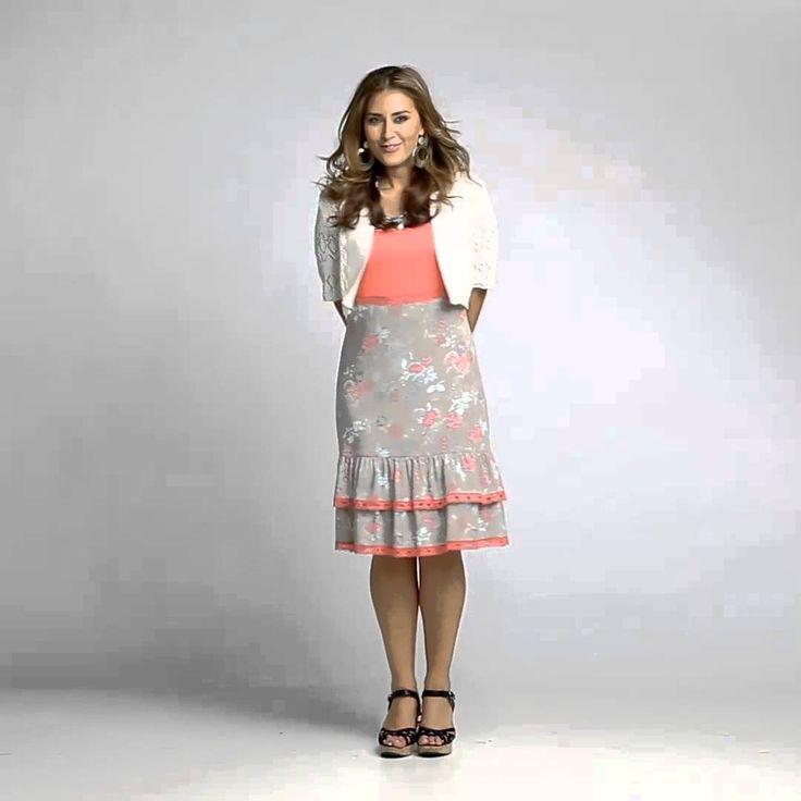 Новая весенняя коллекция больших размеров_Платье