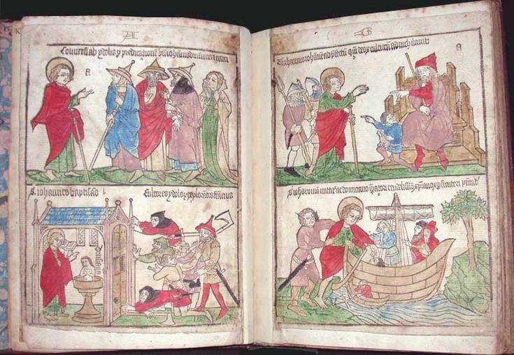 Blockbook Apocalypse 1430s-1440s