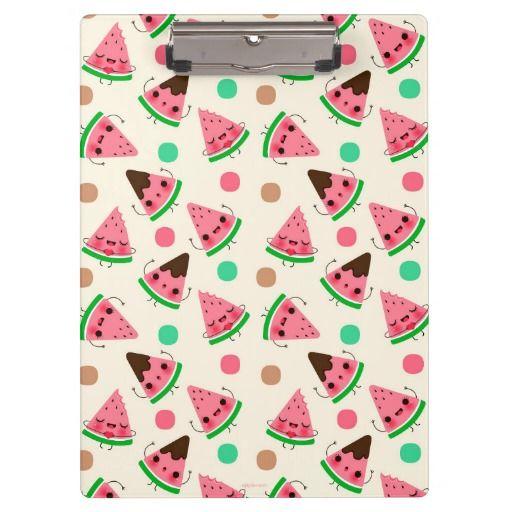 Oh lala Watermelon - Clipboard