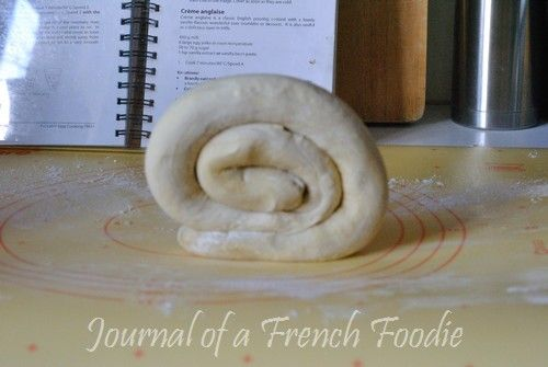 Quick Puff Pastry 150 plain flour 150g butter diced and put in the freezer for at least 10 minutes 75g chilled water pinch of salt