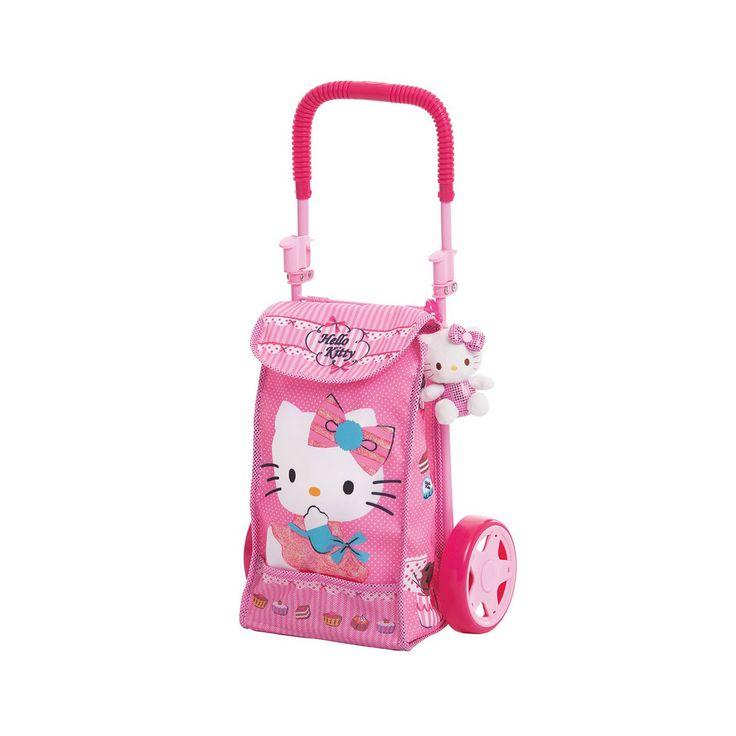 Mochila Hello Kitty Bag Shopping + Chaveiro #HelloKitty #BagShopping #bandUP!