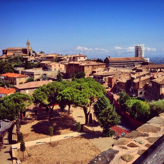 Panorama - Montalcino | #siena #valdorcia #toscana #italia #tuscany #italy