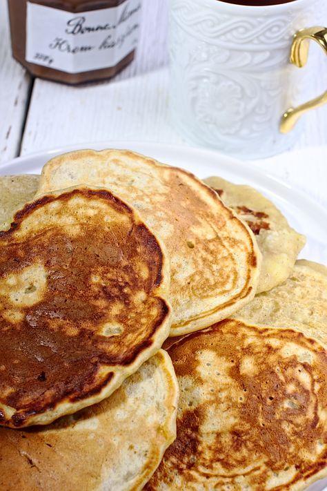 Pancakes Bananowe Just My Delicious