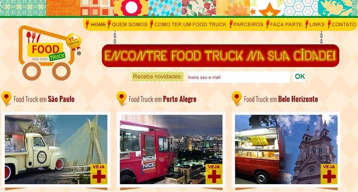 """Muito comum nas ruas da Europa e dos Estados Unidos, os 'food trucks' estão caindo no gosto dos brasileiros. Do tradicional cachorro quente, passando pelo hambúrguer gourmet, à comida mexicana, esses 'restaurantes móveis' estão espalhados pelas principais cidades do país. Um guia on-line promete tornar fácil a localização dos 'food trucks' em São Paulo, Rio...<br /><a class=""""more-link""""…"""