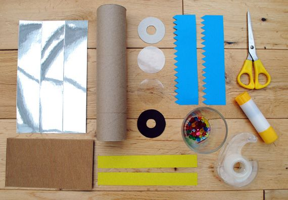 comment fabriquer d un kaleidoscope