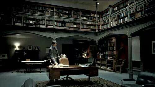 Hannibal - office
