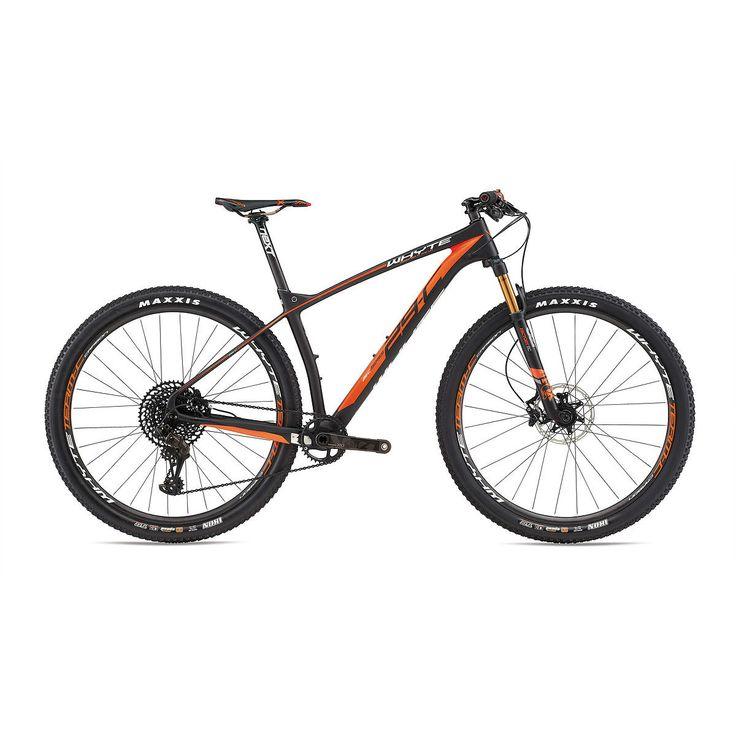Whyte 29C 2017 Team Hardtail Mountain Bike Black Orange