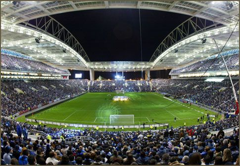 Estadio Do Dragao, Home Of FC Porto