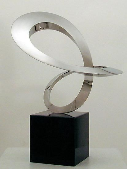 World Within (Large) by James T. Russell: Steel Sculpture available at www.artfulhome.com