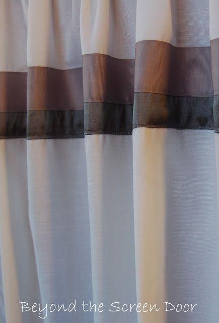 13 Best Lengthen Curtains Images On Pinterest Bedrooms