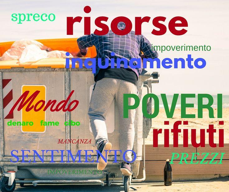 Contro gli sprechi alimentari una legge che permetterà di recuperare risorse e destinarle ai più bisognosi, progetto ambizioso finalmente anche in Italia.