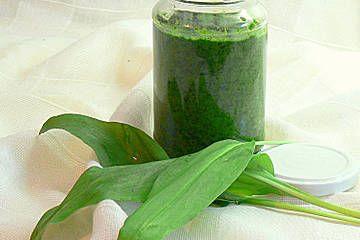 Bärlauch - Gewürzpaste