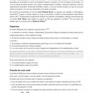 Cantidad Económica de Pedido 1 Cantidad Económica de Pedido La Cantidad Económica de Pedido (conocida en inglés como Economic Order Quantity o por las sigla. http://slidehot.com/resources/eoq-cantidad-economica-de-pedido.38994/