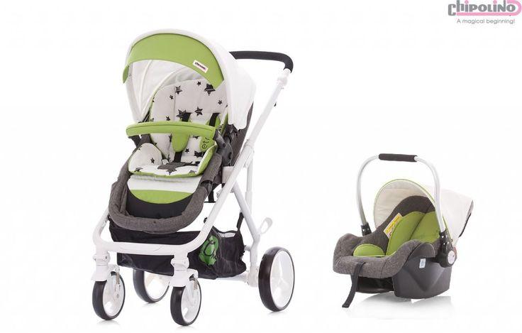 Chipolino Etro Lime Travel Set Bebek Arabası #bebek #alışveriş #indirim #trendylodi #bebekarabası #puset  #anne #baba