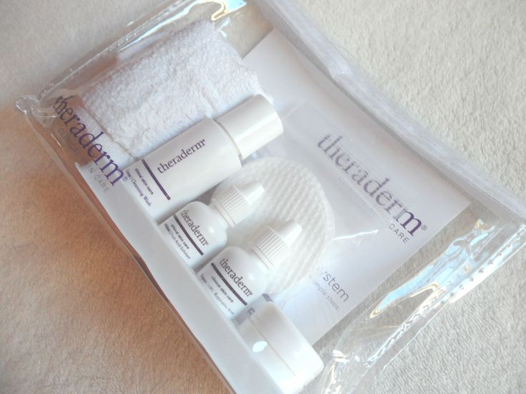Check out our latest Blog, How to use the Theraderm Skincare System and It's benefits ♥