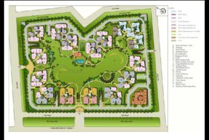 Nirala Greenshire has different flats size 1180 sq.ft to 1840 sq.ft with 2/3/4 BHK apartment.