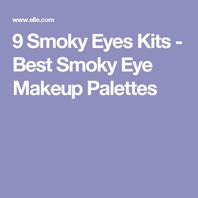 9 Smoky Eyes Kits - Best Smoky Eye Makeup Palettes