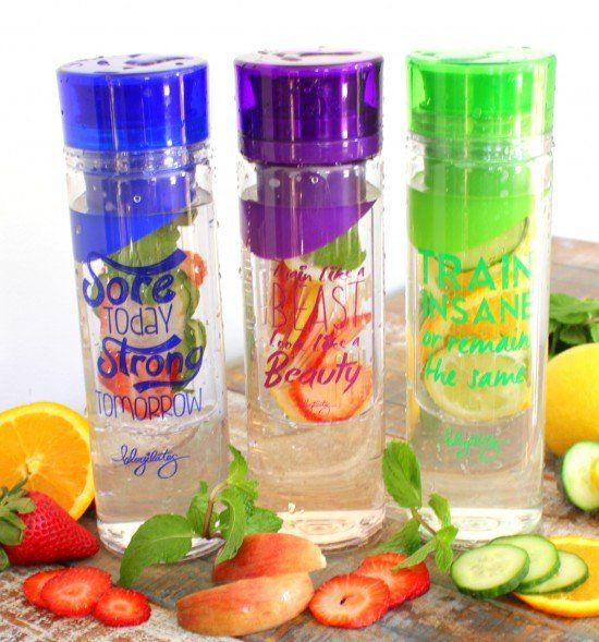 3 Detox water recipes. belly slimming, anti-bloating, craving control. Blogilates. Cheap clean Eating