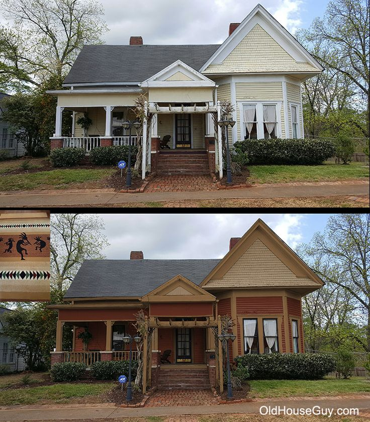17 Best Images About Old House Restorations, Historic