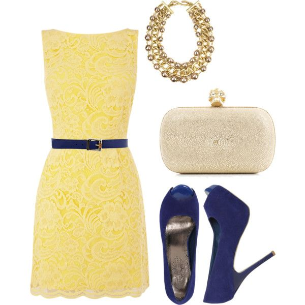 Swap the clutch for our new #discoinferno in midnight blue & gold and this outfit gets a bit of attitude!