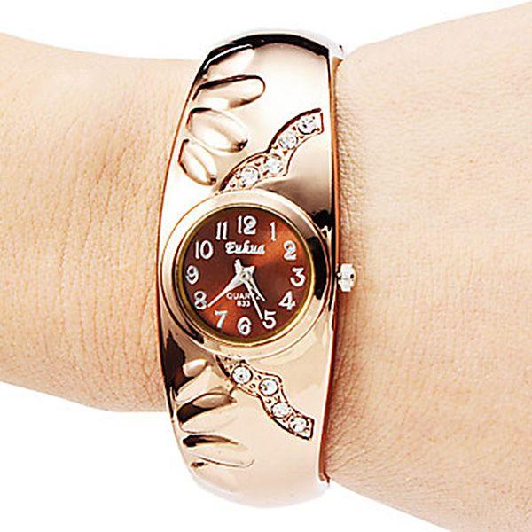 Hot Sale Rose Gold Watch Bracelet Watches Fashion Diamond Women Watches Luxury Ladies Wrist Watch