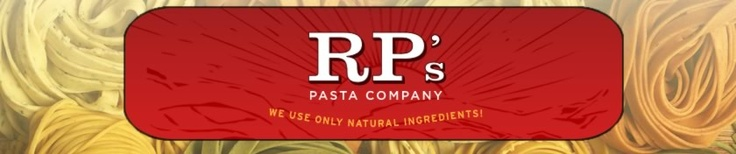 RP's Pasta - fresh GF pasta (has a long shelf life in the refrigerator as long as the package is sealed. )