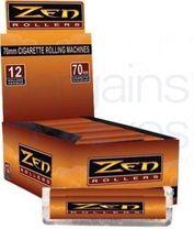 12 Zen Cigarette rolling machines.