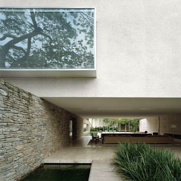 Casa Miribdiba, Sao Paulo, Marcio Kogan