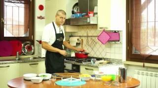 04 La mezza manica primavera fatta da Dario con Magic Cooker ,coperchio magico in casa di Dario :), via YouTube.