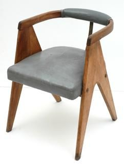 George Korody; Cafe Chair, 1950s.
