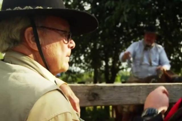 """Canal americano faz reportagem especial sobre gaúchos, os """"caubóis"""" da América…"""