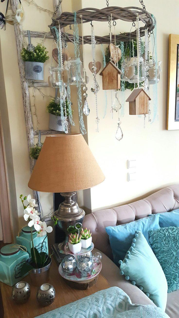 Tirquasse  decoration in living room
