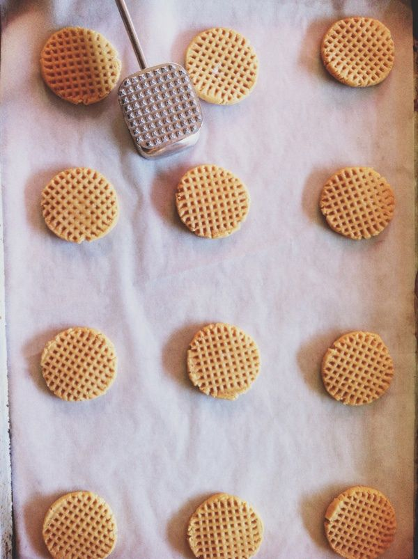 Cashew Butter Cookies by Short Cake LA   The Post Social