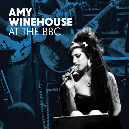 Combo Amy Winehouse - Amy Whinehouse at The BBC (CD+DVD)