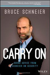 Crypto-Gram Newsletter - Bruce Schneier explains, debunks, and draws lessons from security stories that make the news.