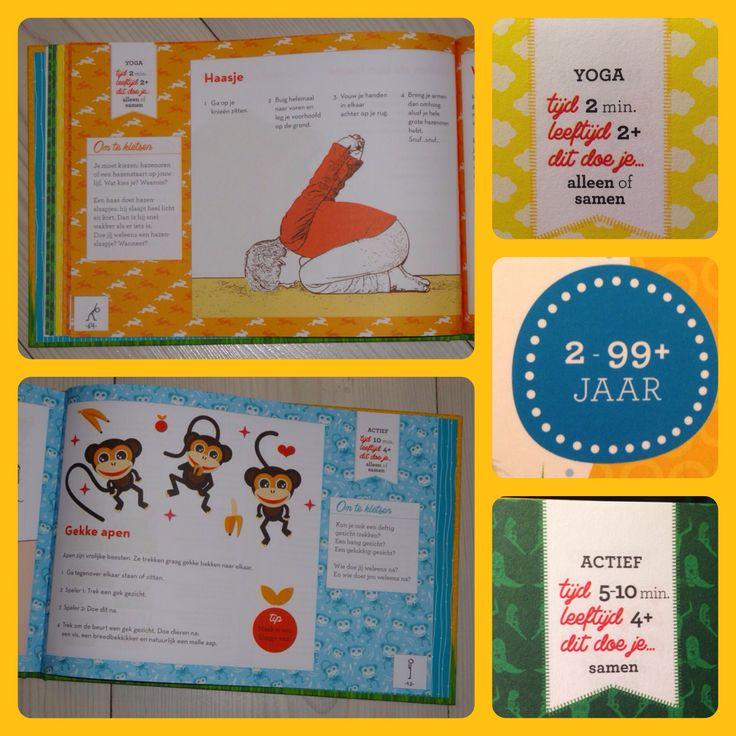 Boekentip: Relaxklets voor kids