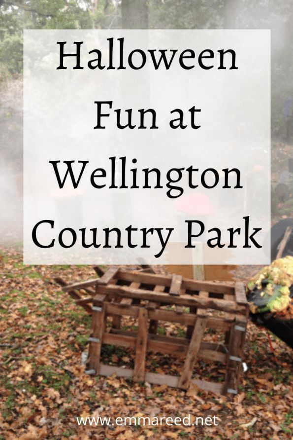 Halloween 2020 Party Berkshire Halloween Fun at Wellington Country Park – Emma Reed in 2020