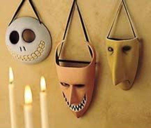 Nightmare Before Christmas Lock Shock and Barrel Wall Masks [Set of Three] Disney http://www.amazon.com/dp/B00HFFC8L2/ref=cm_sw_r_pi_dp_DPCxub0VRJ2YE