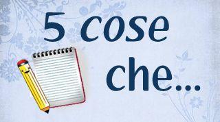 Twins Books Lovers: 5 cose che - 5 cotte adolescenziali (libri, film, ...