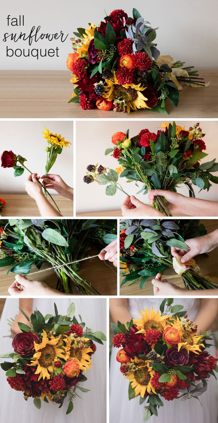 17 best images about diy wedding on pinterest diy for Make your own flower arrangement