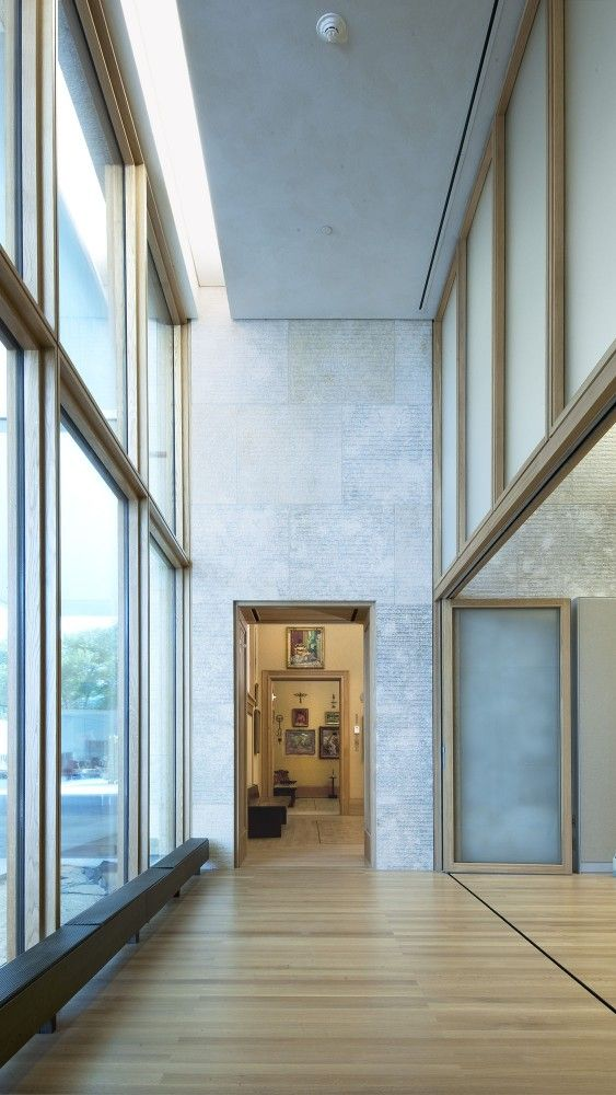 The Barnes Foundation / Tod Williams   Billie Tsien
