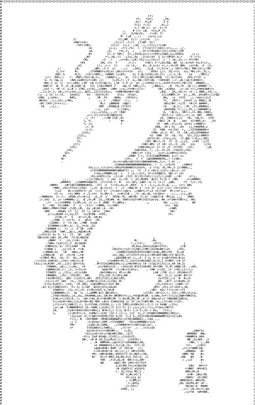 Single Line Text Art : The best ascii art ideas on pinterest line