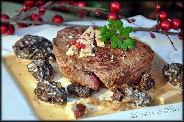 Une excellente recette de fêtes que j'ai accompagné d'une purée de panais... Ce qui fait la qualité d'un plat est tout d'abord la qualité du produit. Pour ma part, je me procure ma viande chez Carré de Boeuf qui propose des morceaux de choix dont je ne...